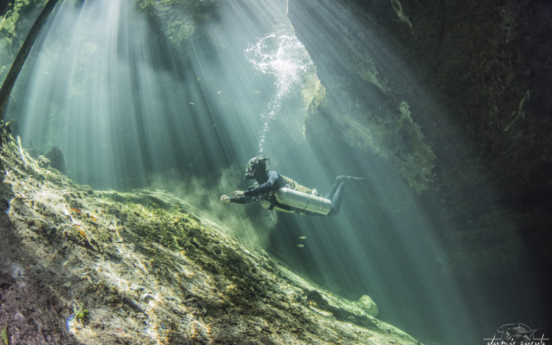 Best Cenote Scuba Diving In Tulum